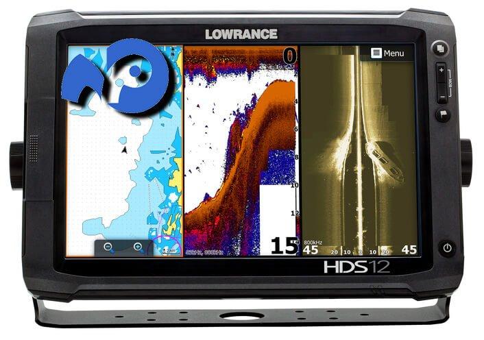 Lowrance HDS 12 Gen3 - 2